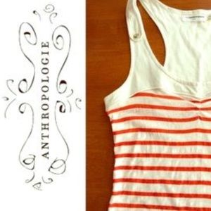 Pilcro and the Letterpress striped tank, med